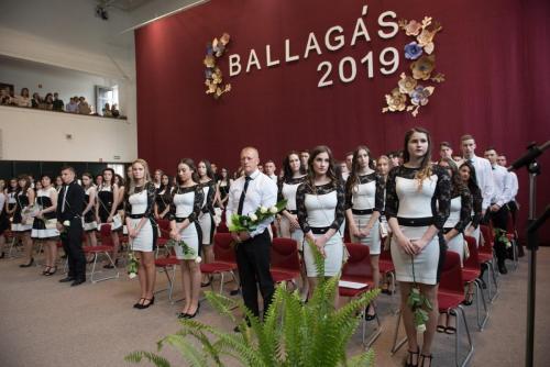 2019 Ballagás
